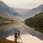ireland lake filmmaking