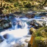 irland Fluss Landschaft Fotografie