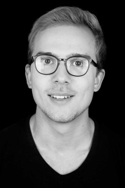 Oliver Rotter Portrait