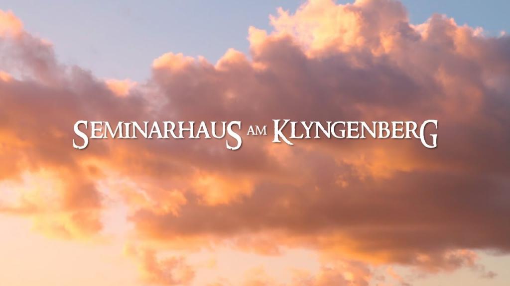 Elbenhaus Seminarhaus Klyngenberg Imagefilm